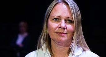 Frida Blomgren går av som statssekretær i Kulturdepartementet
