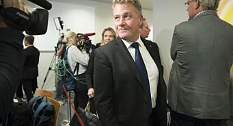 Frp-topp fortsetter avis-boikott: – De har demonstrert hvor upålitelige de er, sier Per-Willy Amundsen