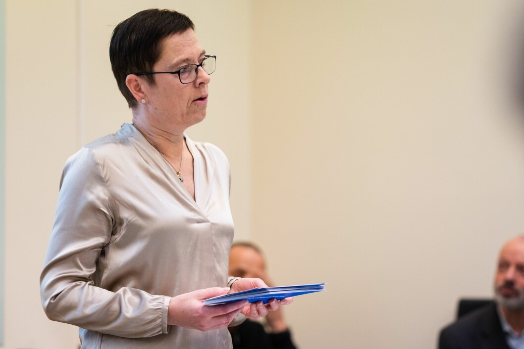 Mari Velsand, direktør Medietilsynet.