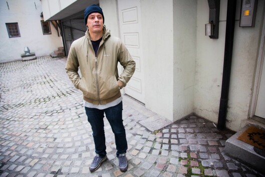 Redaktør i Josimar, Håvard Melnæs.