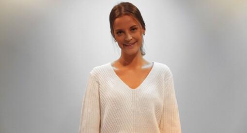 Synne Elise Solli Sanderud (23) er ny vaktsjef i SOL