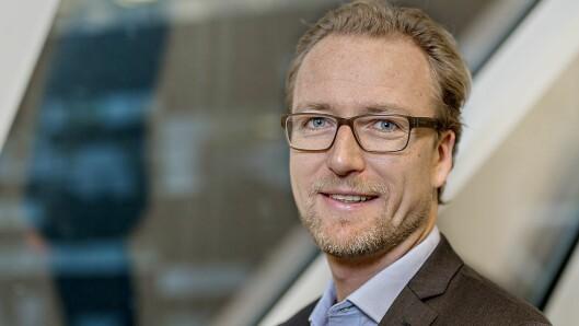 Joachim Gullaksen i Deloitte.