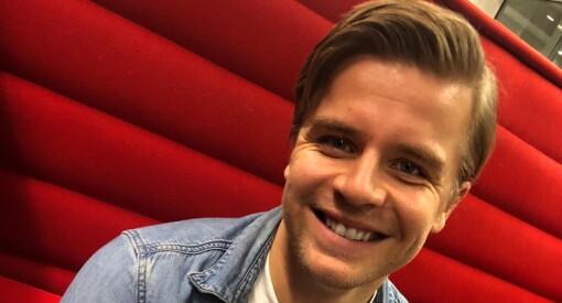 Jonas Scheie Hammer (25) forlater VGTV – går til Dagbladet