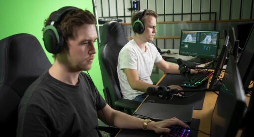 - Det er ganske chill å få betalt for å game ass, sier Mikkel Løwe. Slik blir NRK P3s nye satsing på spill