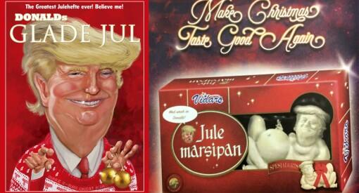 En ny Donald rykker inn blant juleheftene