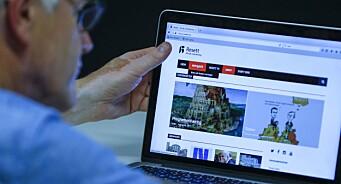 NRK: Nyhetsredaktør i Resett går hardt ut mot eget nettsted