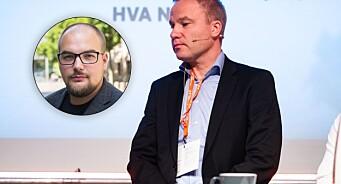 Helge Lurås er Norges største klikkhore. Men nå har jakten på oppmerksomhet gått for langt