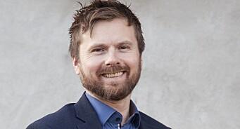 Andreas Førde rykker opp: Blir ny kommunikasjonssjef på Nord universitet