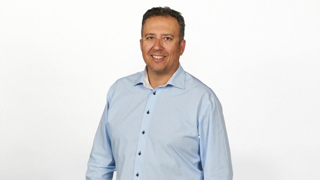 André Winje Arntzen, nyheitsredaktør i P4.