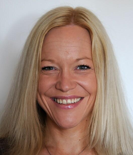 Universitetslektor Karianne Sørgård Olsen.