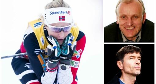 Esten O. Sæther svarer Rolness: Hva er gleden ved å sette dopingmerket i pannen på Therese Johaug?