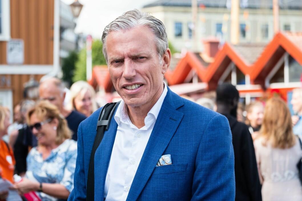 Rolv Erik Ryssdal, administerende direktør i Schibsted-selskapet Adevinta.