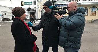NRK-fotograf nektet innreise i Ukraina
