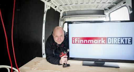 Live-guru: iFinnmark-Stian sendte nesten 700 timar direkte i fjor