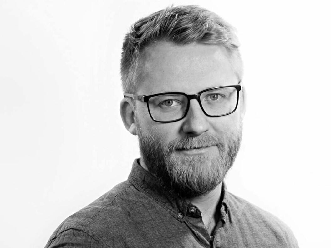 Bjørn St. Kristiansen, journalist i Dagsavisen.