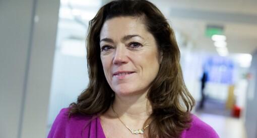 Kristin Skogen Lund: – Jeg liker selv å sprenge rammene for hva som er forventet av meg