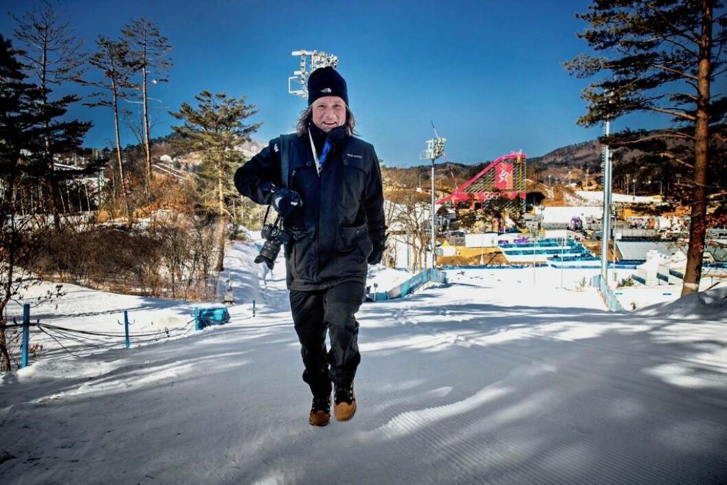 Journalist Tormod Brenna (59) døde brått mandag.