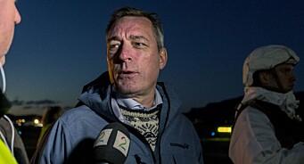 Frank Bakke-Jensen (H): – Åpenheten i forsvaret har sannsynligvis aldri vært større