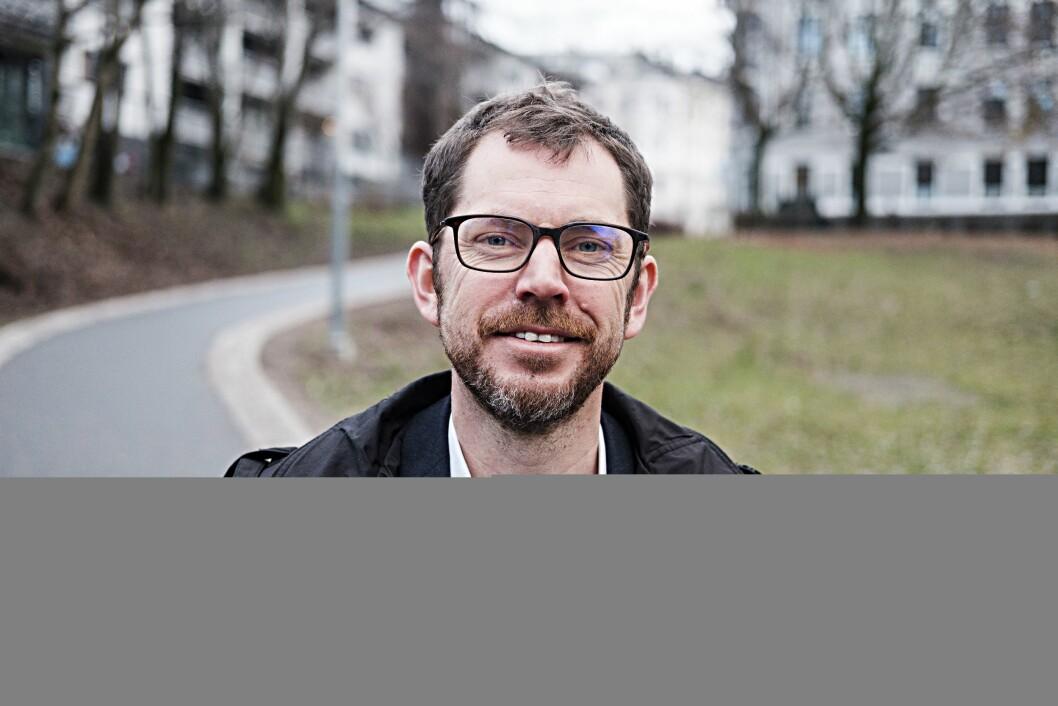 Bjørn Kristoffer Bore. Foto: Adrian Nielsen/Vårt Land
