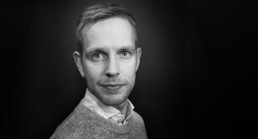 Christer S. Johnsen (36) ny utviklingsredaktør i Adresseavisen