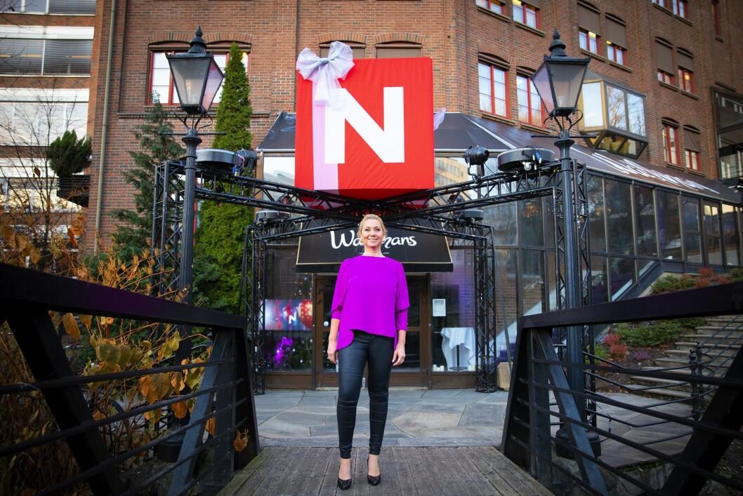 Administrerende direktør Tine Austvoll Jensen forlater Discovery.