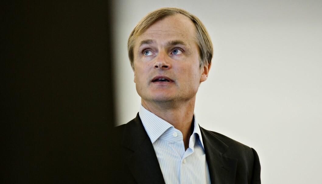 Investor Øystein Spray Spetalen.