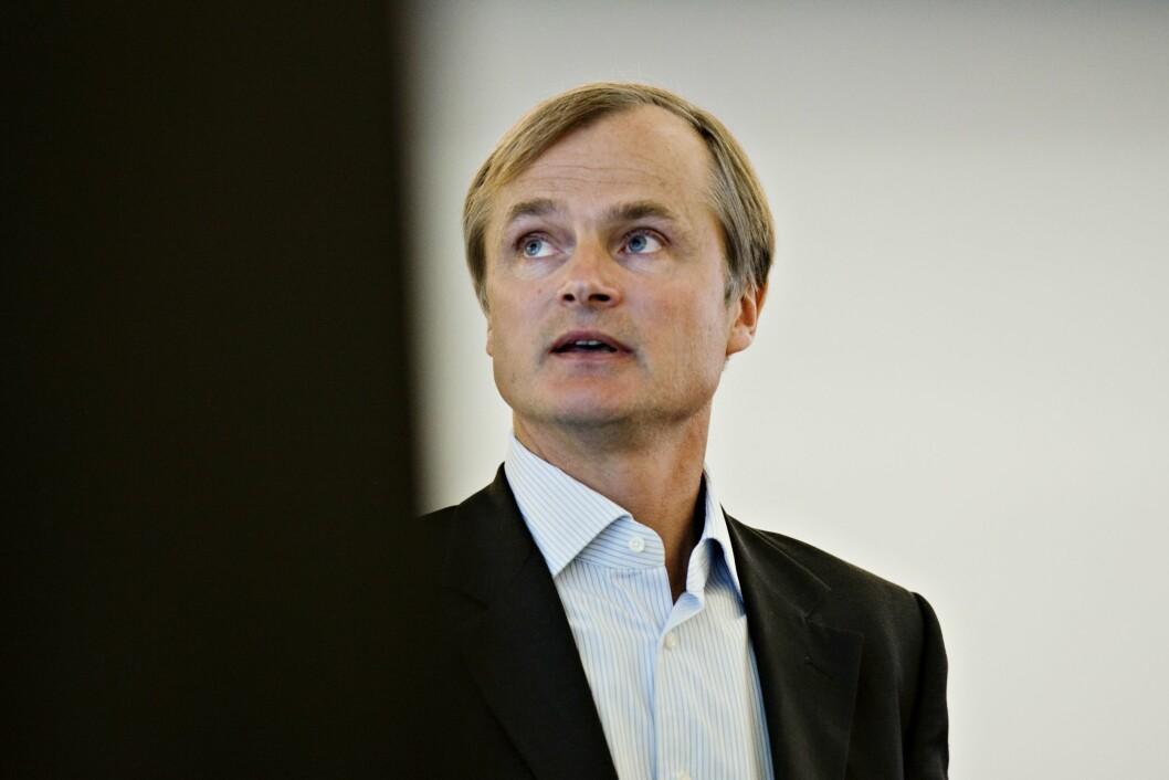 Investor, milliardær og trader Øystein Spray Spetalen.