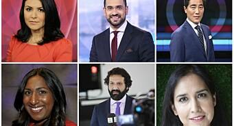 Dette er Norges fremste journalister. Ikke kødd med dem
