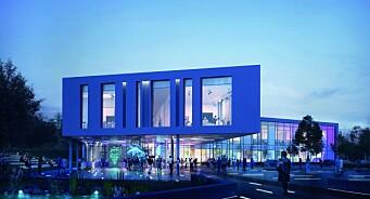 Slik blir det nye mediehuset i Volda