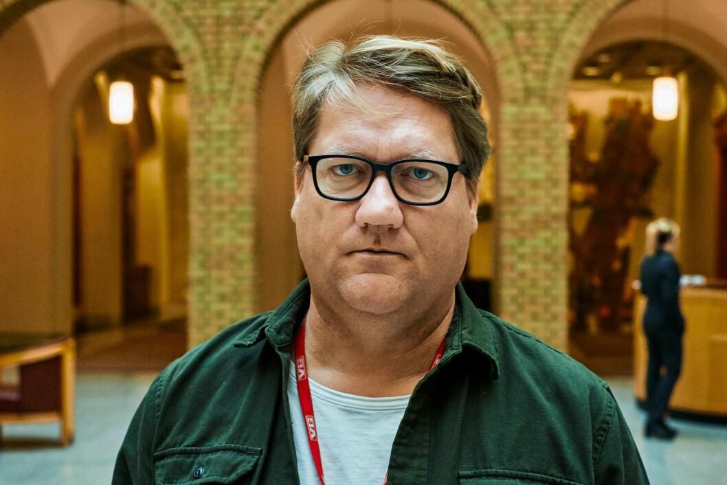 Eirik Mosveen forteller hvorfor han forlater VG etter 26 år.
