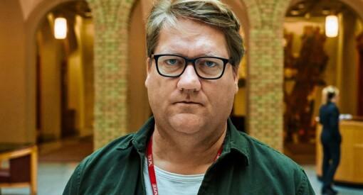 Eirik Mosveen (53) slutter etter 26 år - mener VGs politiske dekning er blitt svekket