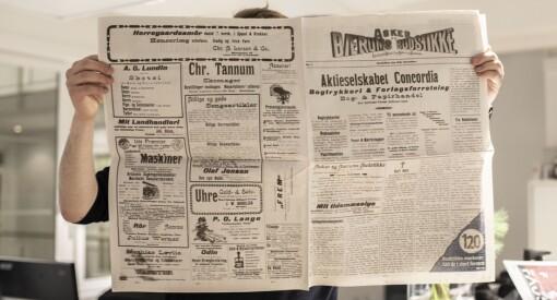 Budstikka feirer jubileum med å gi ut avisa slik den så ut for 120 år siden