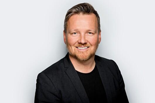Svein Roger Selle er viseadm.dir og partner i Geelmuyden Kiese.