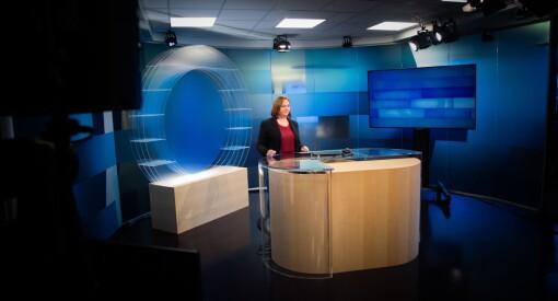 Frå praktikant til toppleiar: Charlotte Ervik er NRK Møre og Romsdal sin første kvinnelege redaktør