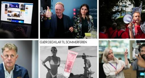 Sandberg, munnkurv, lønn, VG-reklame og Kari Jaquesson. Her er de 10 mest populære plussakene i 2018