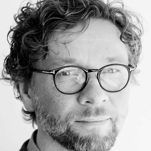 Alf Gjøsund, redaktør i Vårt Land.