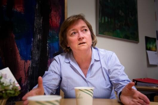 Ansvarleg redaktør i Sunnmørsposten, Hanna Relling Berg.