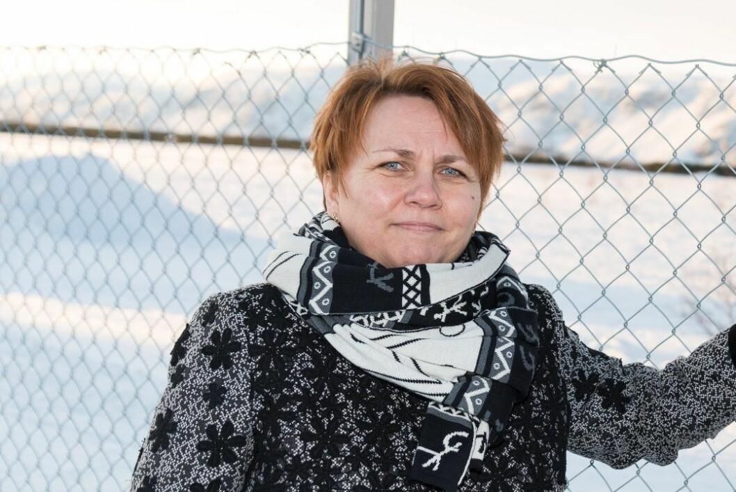 Aina Borch (Ap), ordførar i Porsanger.