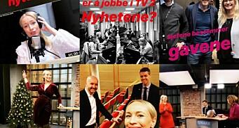 TV 2 tek sjåarane med bak kulissane – lanserer @tv2folk på Instagram
