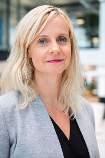 Karianne Solbrække, nyheitsredaktør i TV 2.