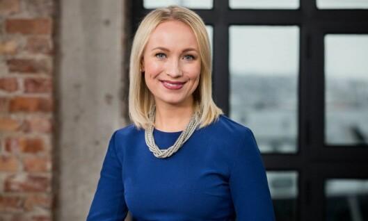TV 2s Linn Marie Wiik.