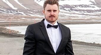 Kent Roar Nybø (31) som ny sjef i Lofot-Tidende