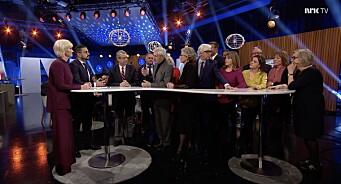 NRK får kritikk etter Trump-innslag: - Jeg skvatt da jeg hørte uttalelsene