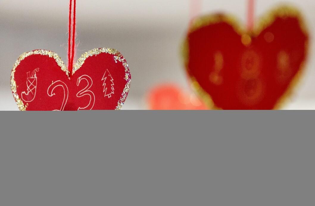 Jul vekker mange minner og følelser hos folk, også i kommersiell setting. Foto: Gorm Kallestad / NTB scanpix