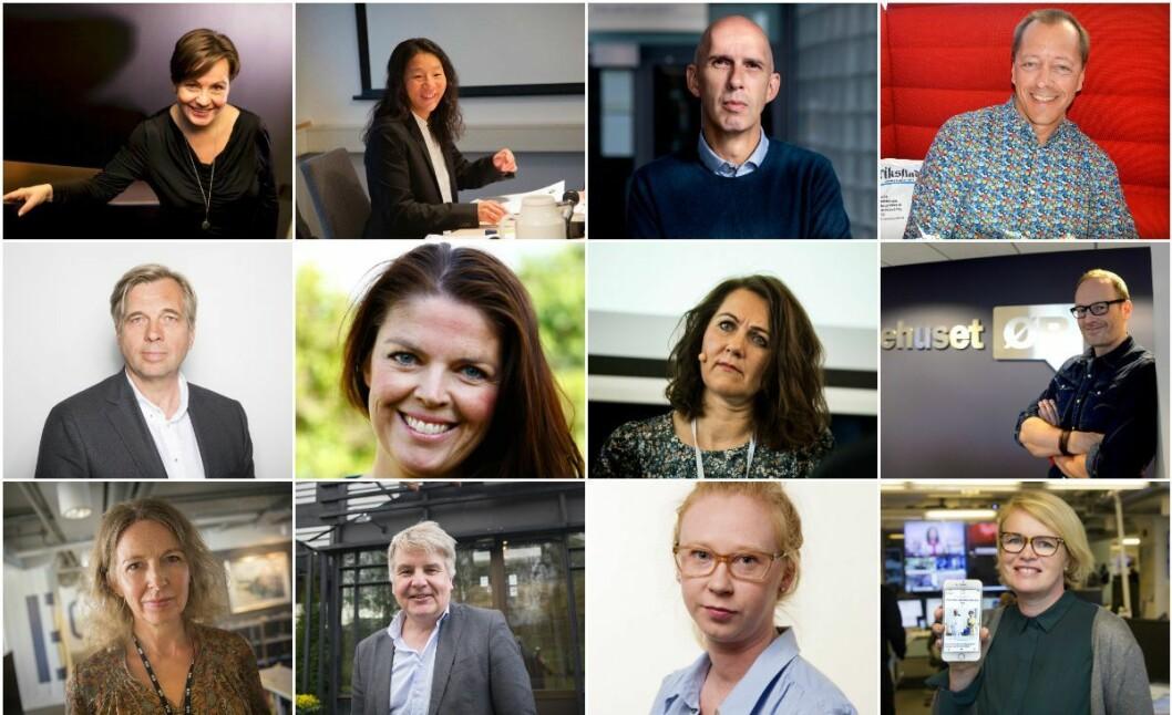 Her er det vi mener kan være aktuelle kandidater til å bli ny nyhetsredaktør i NTB.