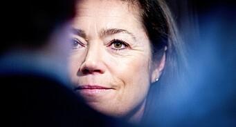 Dette er Kristin Skogen Lund og Schibsteds nye konsernledelse