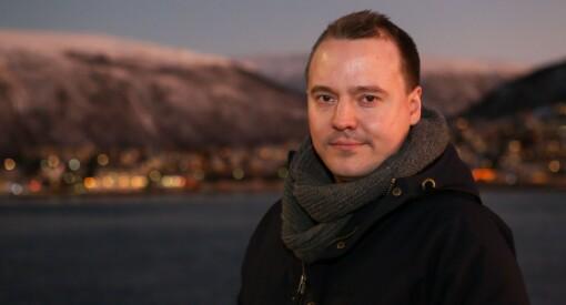 Eskild Johansen (37) inn i fast stilling i Fiskeribladet – etter sju måneder i journalistyrket!