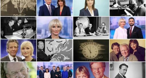 Se NRK Dagsrevyen i bilder
