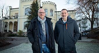 Kruse Larsen inngår samarbeid med tidligere journalist Terje Svabø