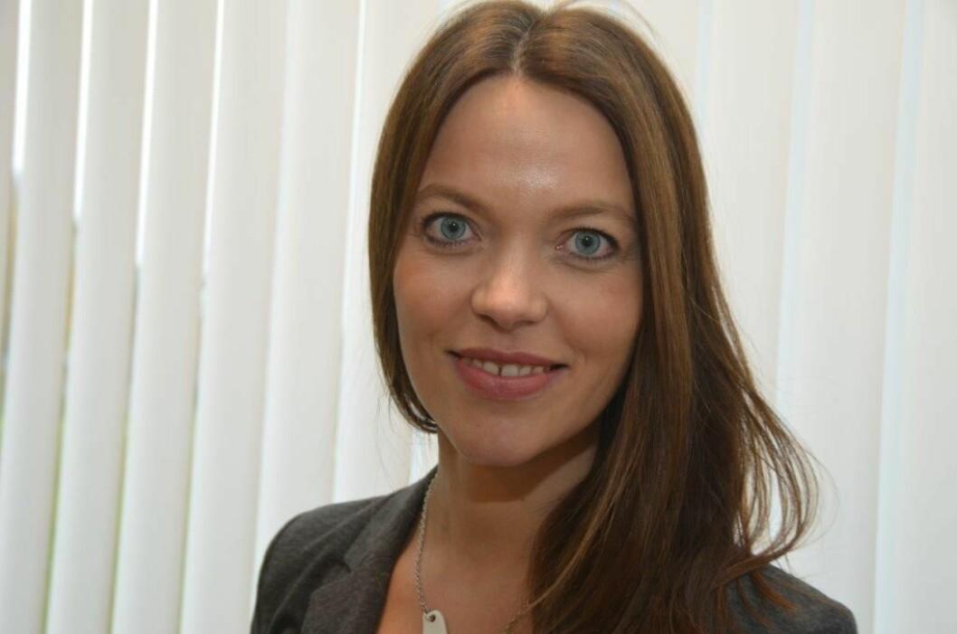 NY KOMMUNIKASJONSDIREKTØR I SKATTEETATEN: Astrid Bugge Mjærum skal lede Skatteetatens kommunikasjon i årene fremover.  (Foto: Sykehuset Innlandet)
